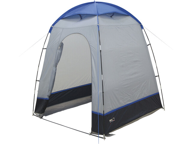 High Peak Lido Tente multifonction, light grey/dark grey/blue